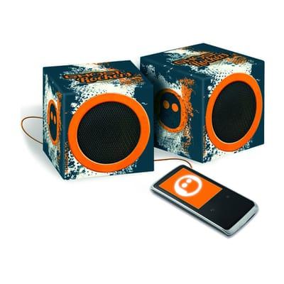 Ghost Rockers speakers
