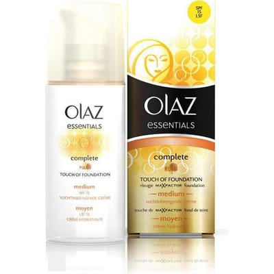 Olaz Complete Touch Of Foundation Medium