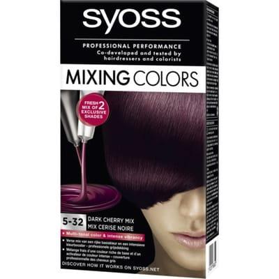 Syoss Mixing Colors 5-32 Dark Cherry Mix