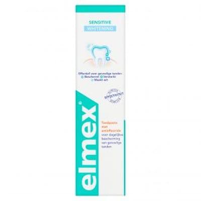 Elmex Tandpasta Sensitive Whitening