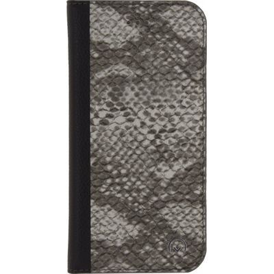Mobilize SE Classic Gelly Wallet Book Case Apple iPhone X Snake Black