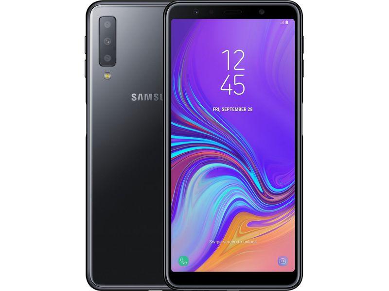 Samsung Galaxy A7 64 GB Zwart
