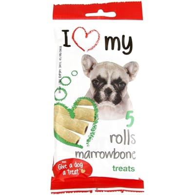 I Love My Dog Marrowbone Treats 100 Gr