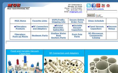 Mgs4u.com website