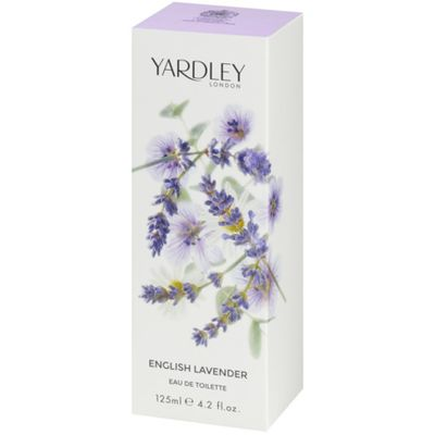 Lavender eau de toilette spray