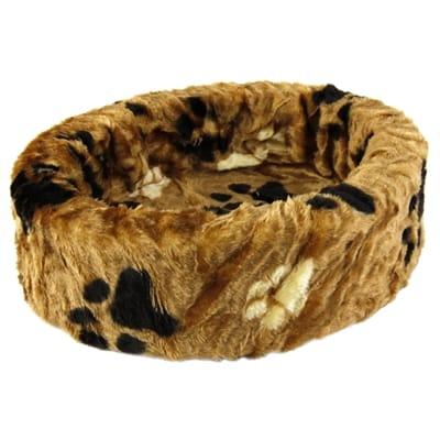Petcomfort Hondenmand Grote Poot cm Bruin
