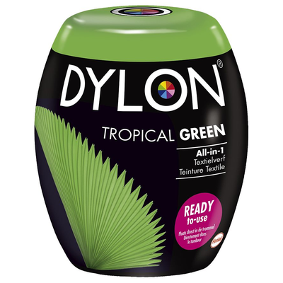 DYLON Textielverf - Tropical Green - Pods - 350g