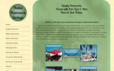 E-hammockswings.com