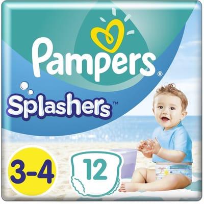 Pampers Splashers Maat Luiers