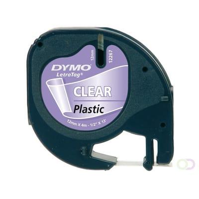 Dymo Letratag Tape Transp