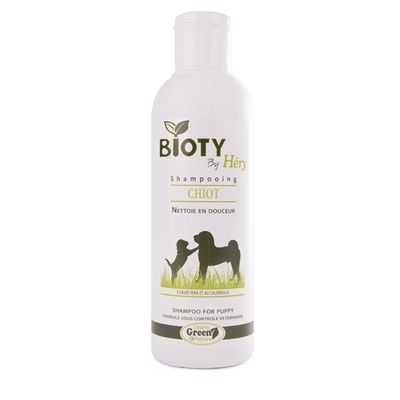 Hery bio puppy shampoo
