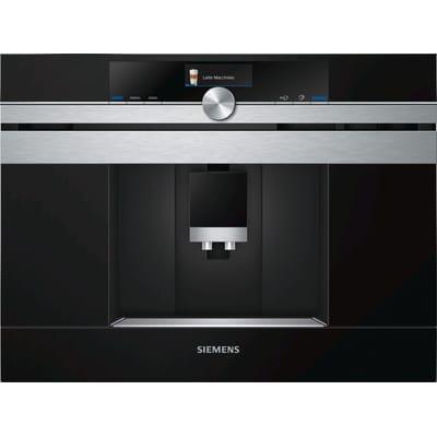 Siemens CT636LES6 iQ700 Inbouw espresso volautomaat HomeConnect WiFi