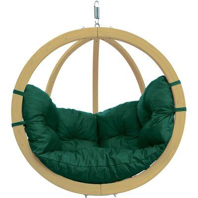 Amazonas Hangstoel Globo Chair Green weatherproof