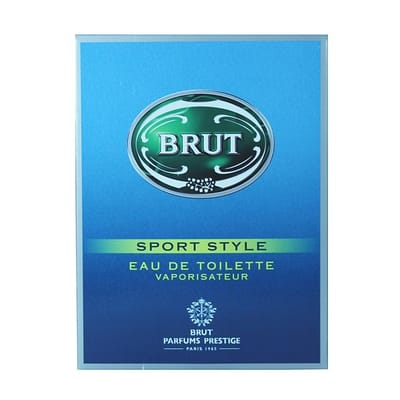 Brut EDT 100ml Boxed Sport Style