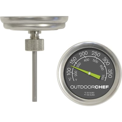OUTDOORCHEF Thermometer Kogelbarbecues