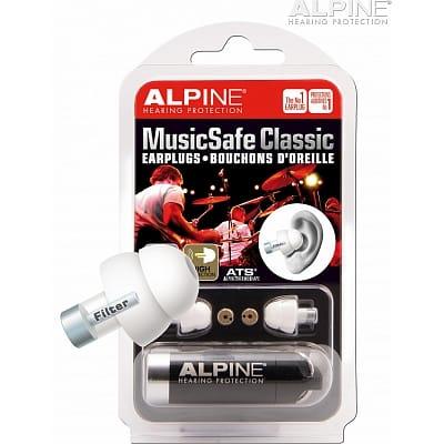 Alpine Musicsafe Classic Oordopjes