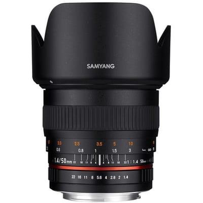 Samyang 50mm AS UMC