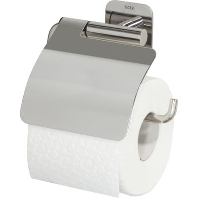 Colar toiletrolhouder met klep