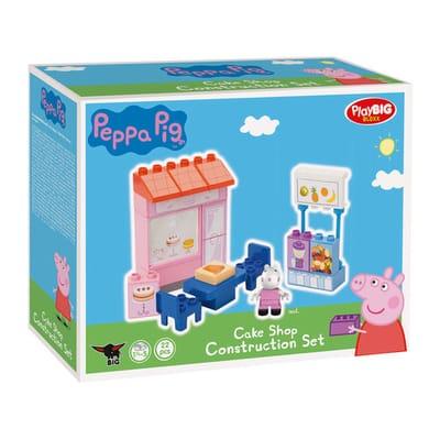 Playbig Bloxx Peppa Pig - Taartenwinkel