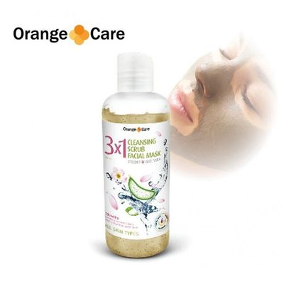 Orange Care Masker 3 in 1