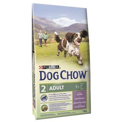 Dog Chow Adult Lam 14 Kg