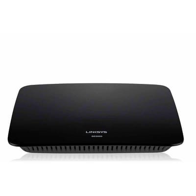 Linksys SE2800 Gigabit Switch 8 Poorts