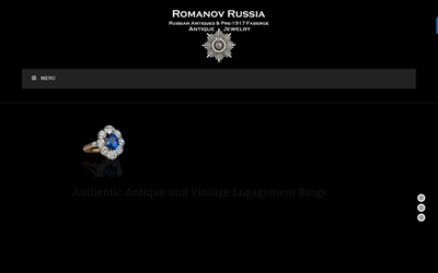 Romanovrussia.com website