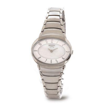Boccia 3255-03 Dames horloge