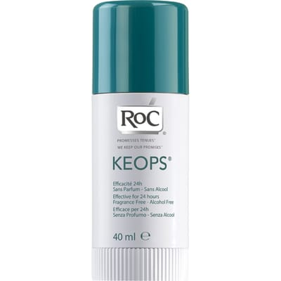 Keops deodorant stick zonder alcohol
