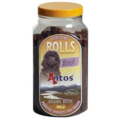 Antos better rolls beef