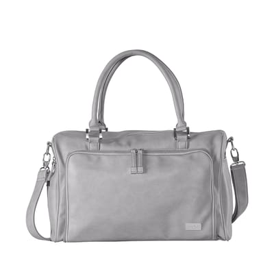 Double Zip Satchel luiertas portsea