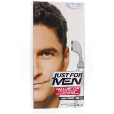 Just For Men Autostop Zwart