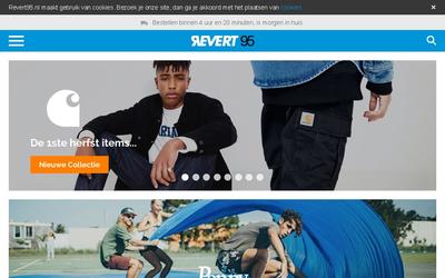 Revert 95 website