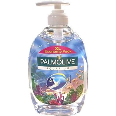Palmolive Vloeibare zeep aquarium