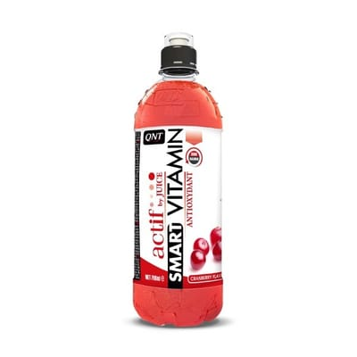 QNT Smart Vitamin 24x700ml Cranberry