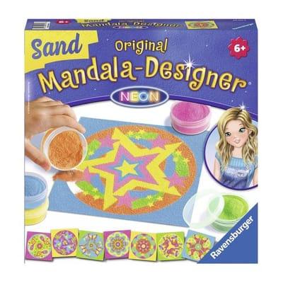Mandala Sand Neon