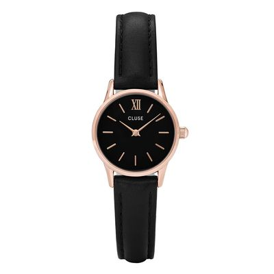 CLUSE CL50011 La Vedette Horloge Dames Zwart