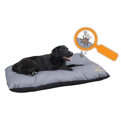 Bodyguard elegant hondenkussen grijs