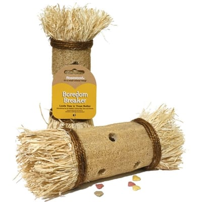Rosewood Loofa Toss Treat Roller