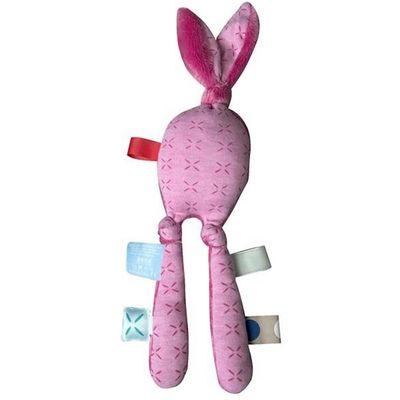 knuffel Juna funky pink