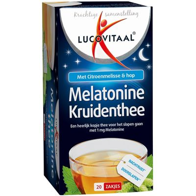 Lucovitaal Melatonine Thee