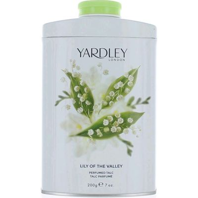 Lily of the valley talkpoeder