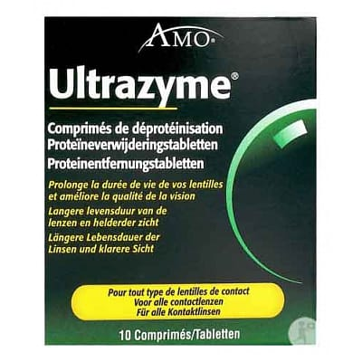 Ultrazyme tabletten