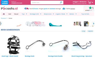 Picanta website