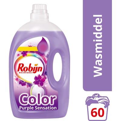 Robijn Color Purple Sensation Vloeibaar wasmiddel