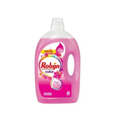 Robijn Color Pink Sensation Vloeibaar wasmiddel