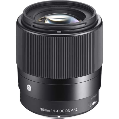 Sigma 30mm DC DN