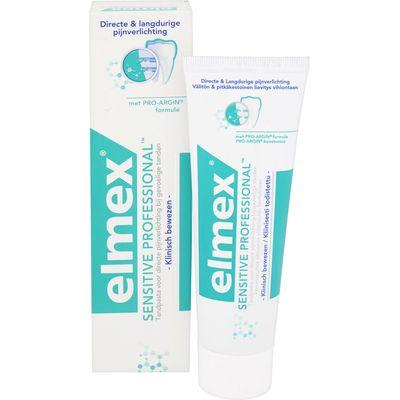 Elmex Sensitive Whitening Tandpasta 75 ml