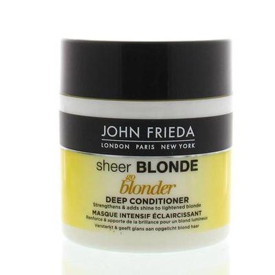 John Frieda Sheer Blonde Go Blonder Deep Conditioner