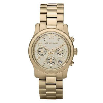 Michael Kors MK5055 Horloge mm goud